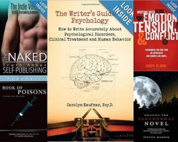writer books